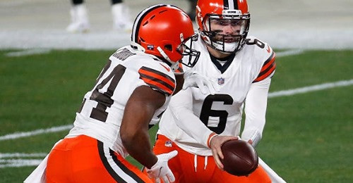 First Look: New jerseys for Browns, 49ers and Bengals leak