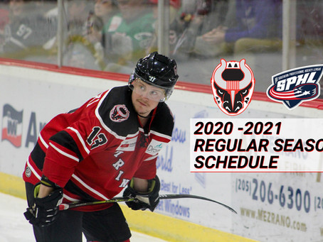 2020-21 Regular Season Schedule Announced