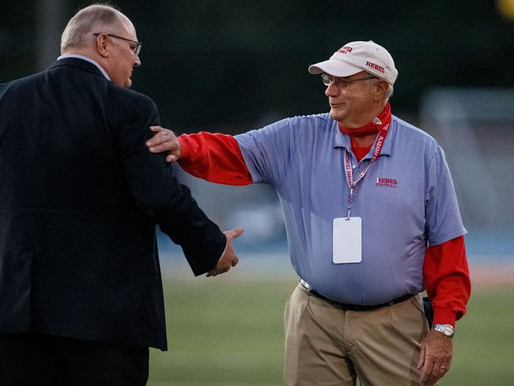 Has Vestavia Hills settled on a replacement for legendary football coach Buddy Anderson?