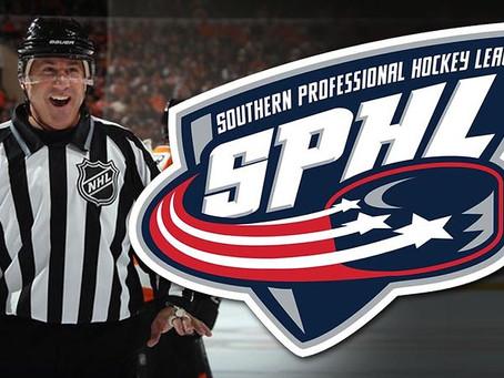 SPHL Announces Target Start for 2020-2021 Season