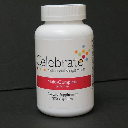 Multi-vitamin capsule 270 count (90-day supply)