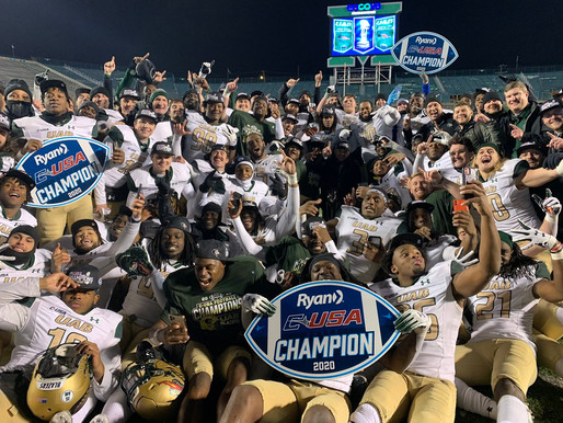 UAB football secures Conference USA title after defeating Marshall 22-13