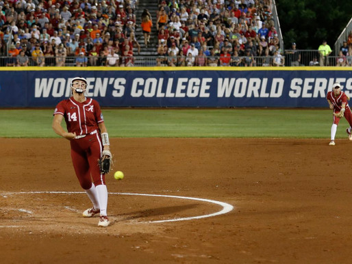 Why expectations are high again for No. 8 Alabama softball