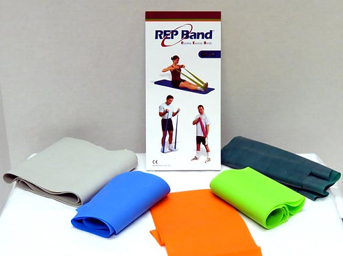 Rep Band - Exercise Bands - Grey