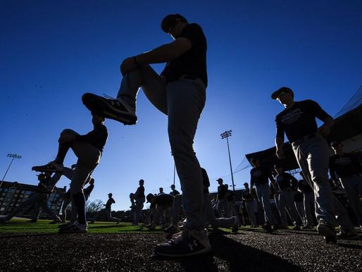 Auburn Baseball nearing Opening Day