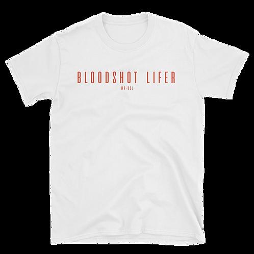 Bloodshot Lifer (white)
