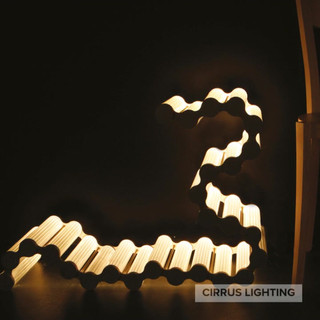 Viabizzuno Coppibartali available from www.cirruslighting.co.uk