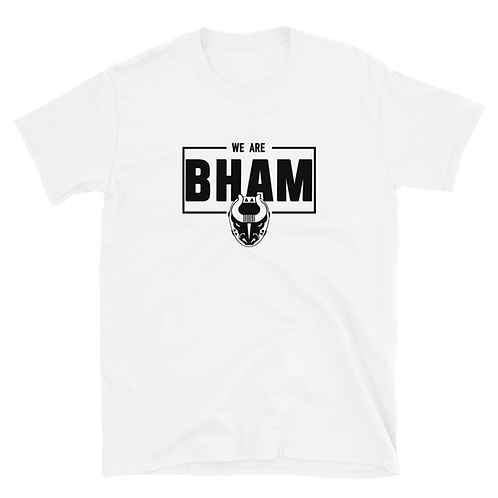 We Are Bham - White