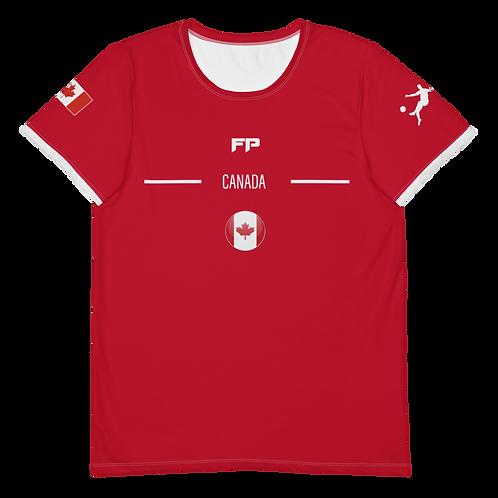 FP Fútbol  - Canada Jersey