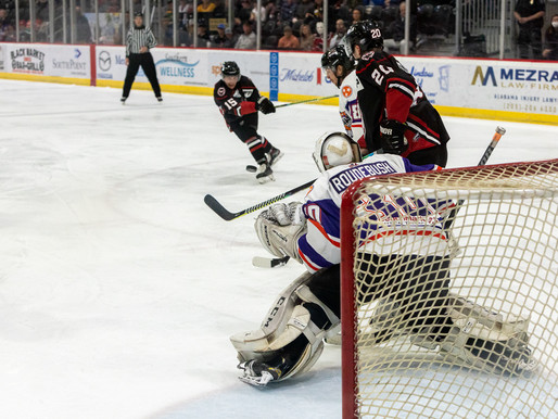 Birmingham Eliminated from Playoff Contention After 5-1 Loss to Knoxville at Home