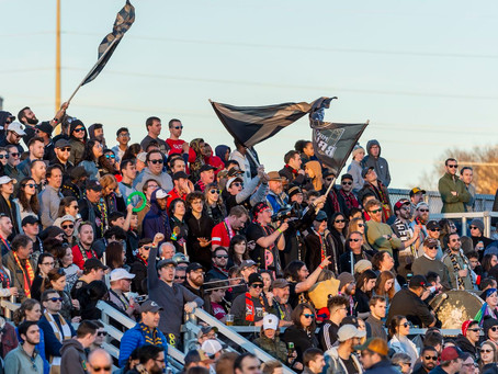 Birmingham Legion FC sells out of tickets for first game against rival Memphis