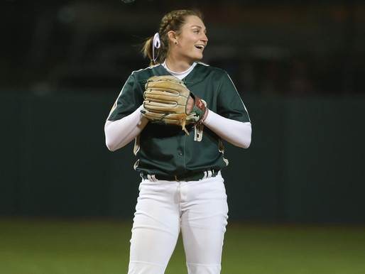 UAB's Amy Woodham Named C-USA Pitcher of the Week