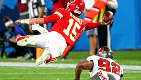 Can We Talk About This One Patrick Mahomes Throw?