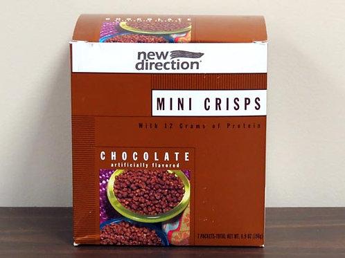 Mini Crisp Snack High Protein - New Direction