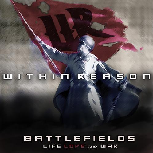 Battlefields Life Love and War (CD)