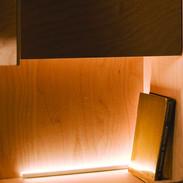 Viabizzuno 13 by 8 Lighting Profile by Cirrus Lighting