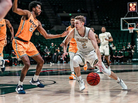 UAB Improves to 16-2 After 75-60 Victory Over UTEP