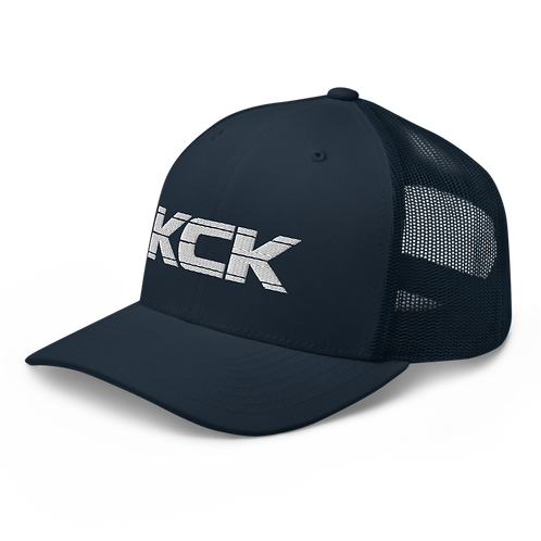 KCK Trucker - Navy