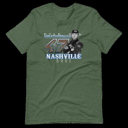 Kyle Weatherman Nashville - Green