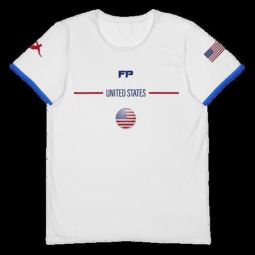 FP Fútbol  - USA Jersey