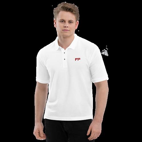 Premium Polo - White