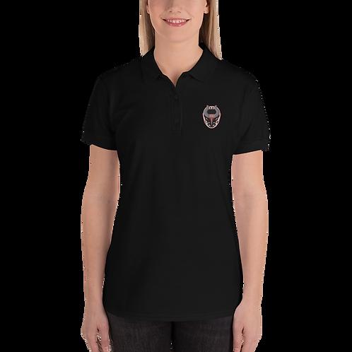 Women's Polo - Black
