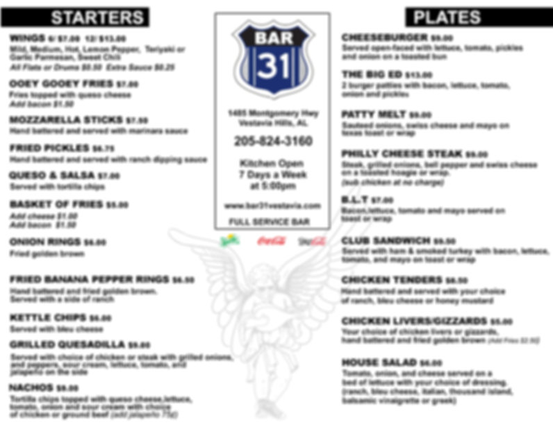 Bar 31 Night Menu To Go 2020.jpg