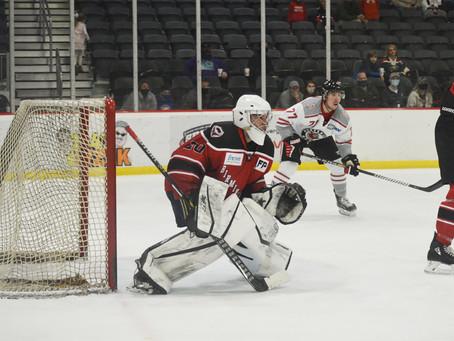 Hayden Lavigne Named Warrior/SPHL Player of the Week
