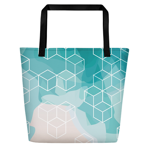 Light Watercolor Bag