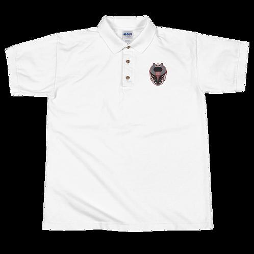 Men's Polo - White