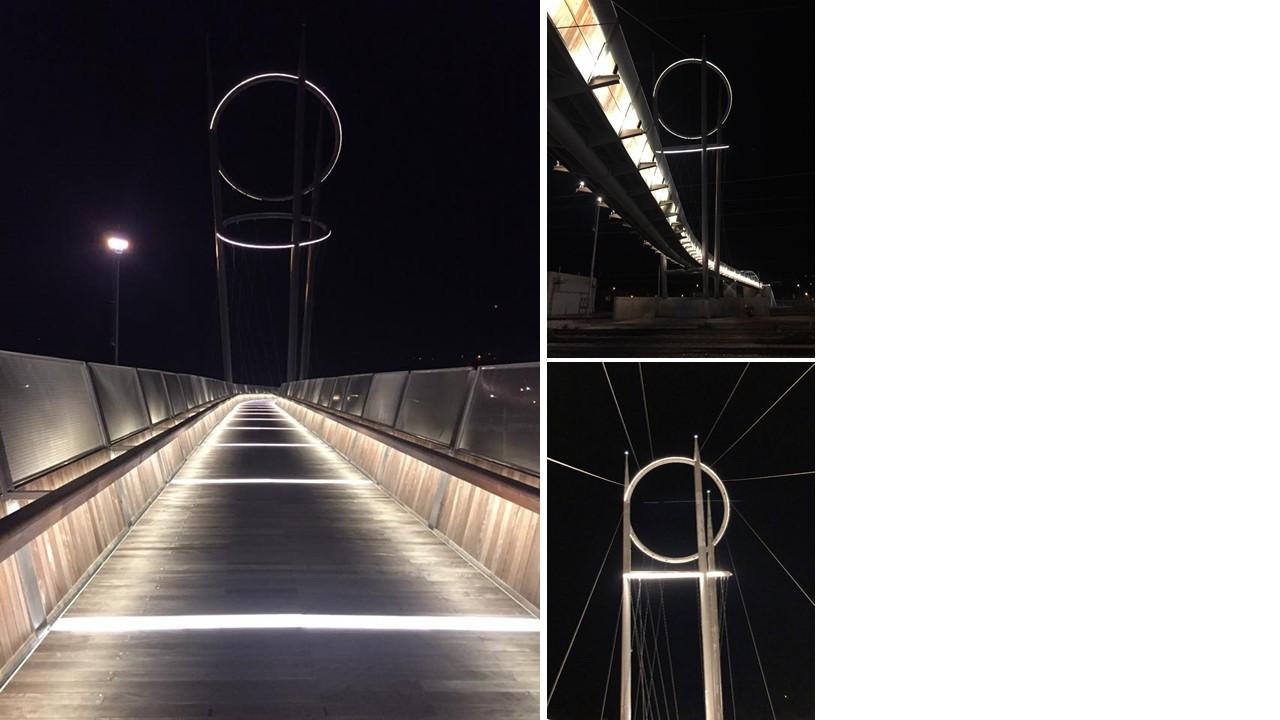 Terni Bridge, Rome