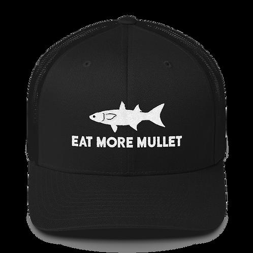 Black Mullet Snapback