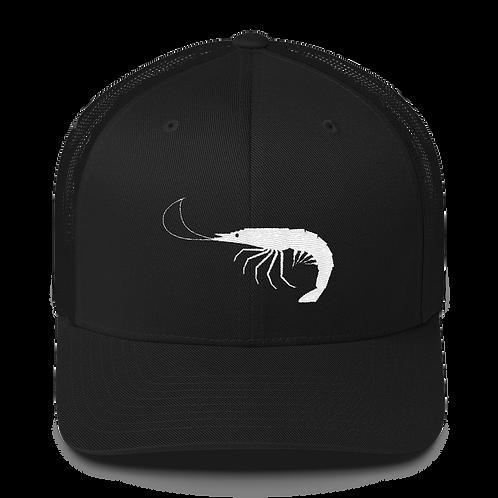 Black Shrimp Snapback