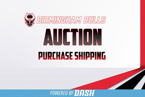 Puck Auction Shipping