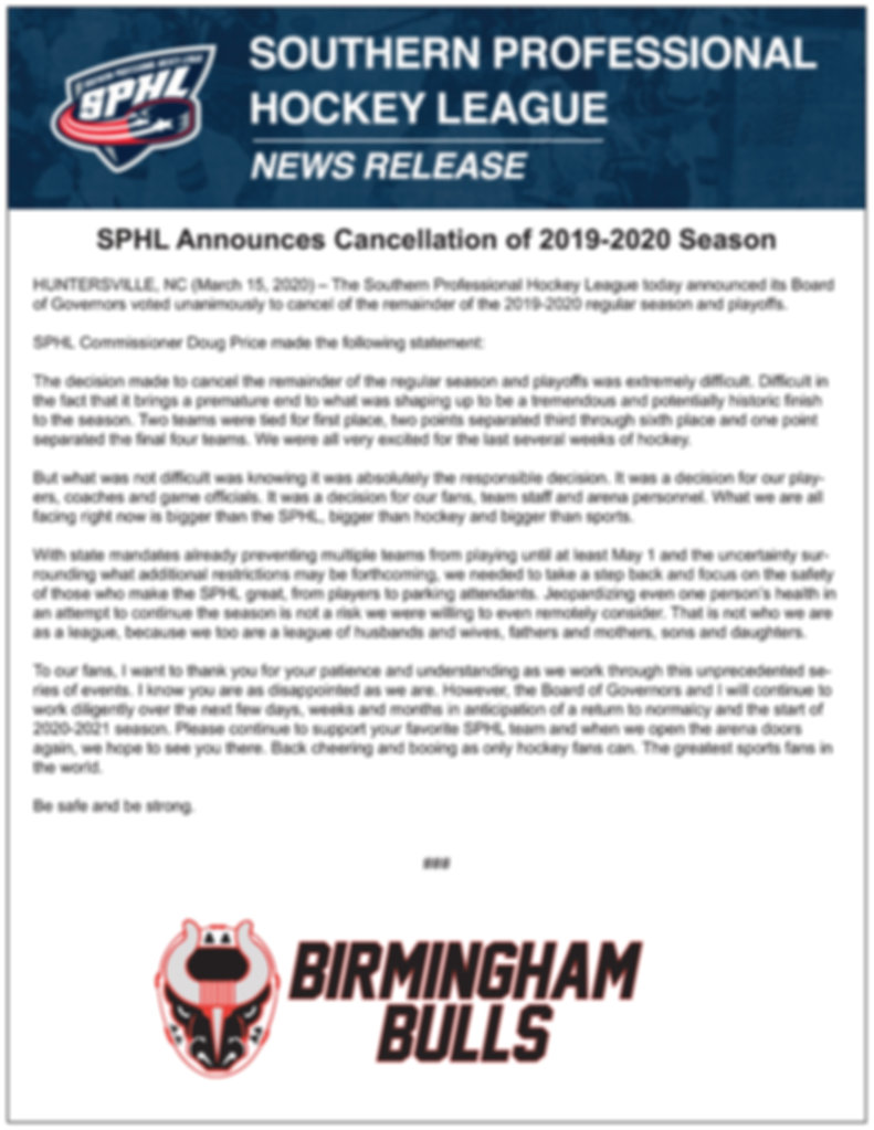 sphl cancels season.jpg