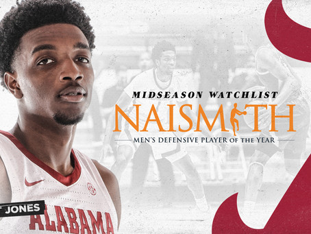 Herbert Jones Named to Naismith Defensive Player of the Year Watch List