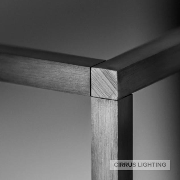 13 angolo lighting profile by Cirrus Lighting