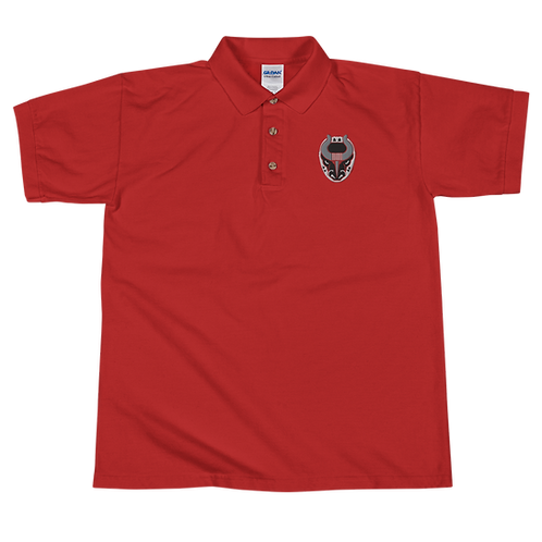 Men's Polo - Red