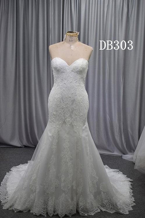 Robe sirène DB303
