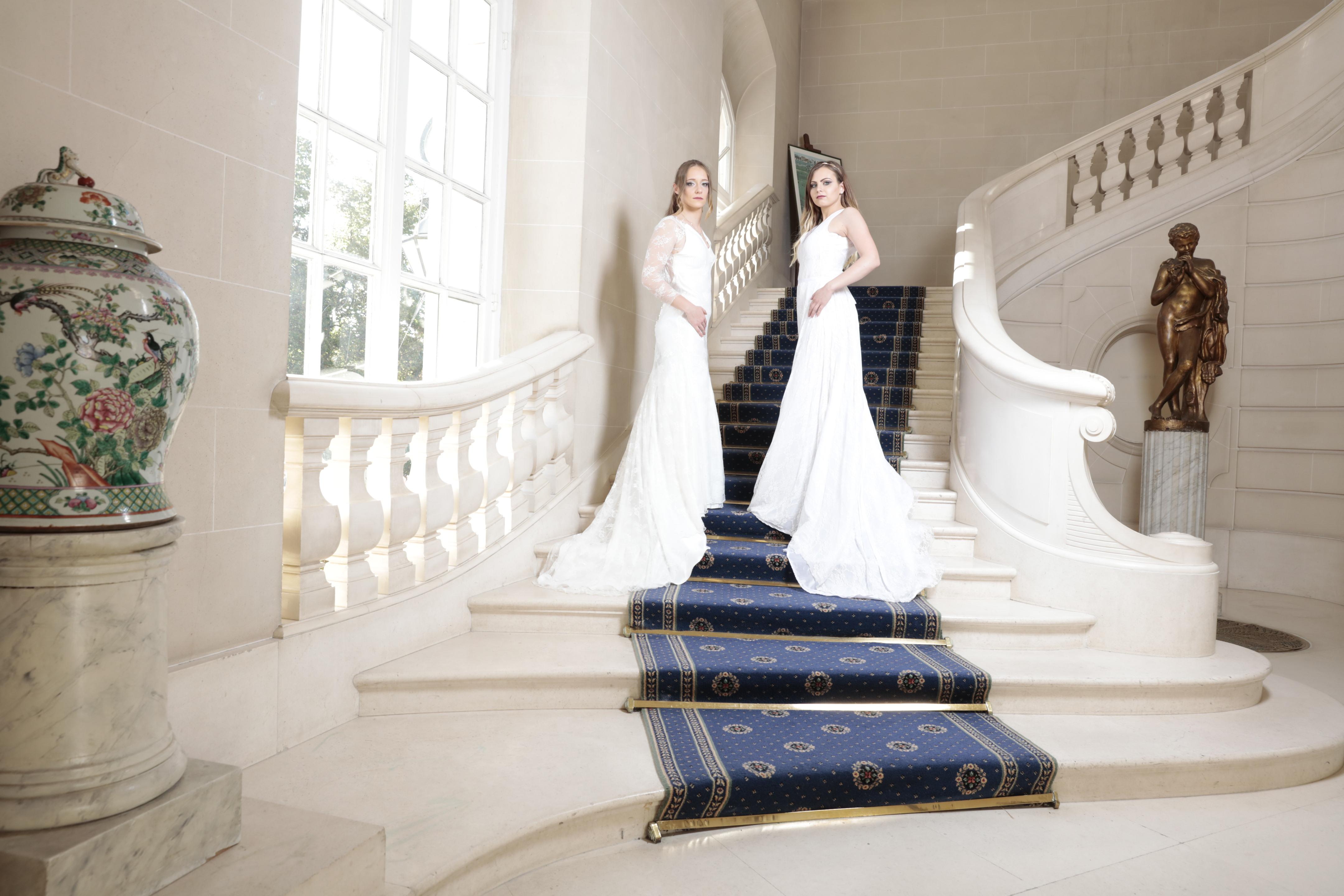 Robes de mariées sur mesure dentelle