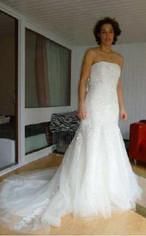 Robe de mariée tulle et dentelle