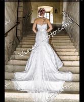 Traîne robe de mariée