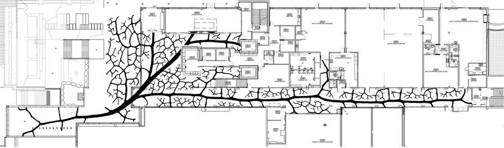 Delbrook layout