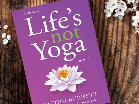 Life's not yoga or is it...? - Book Review