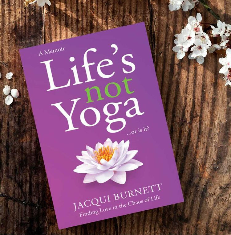 Life's not yoga...or is it? Book Review