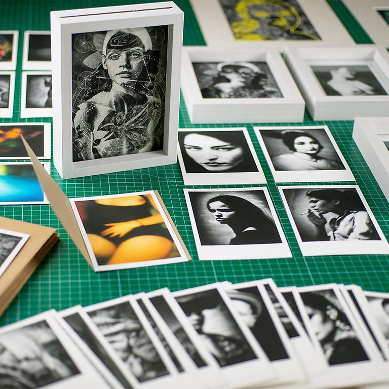 Mini Art Print / Exposition & Vente de Tirages