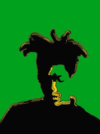 Basquiat Meditation # 02 - 1 EA - 1/5 exe