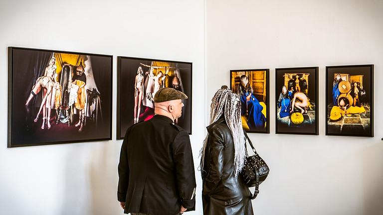   Exposition & Librairie Éphémère   The Minotaur   Pierre Redon   éditions Les Soeurs Grées  
