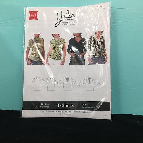 Women's T-Shirt Pattern