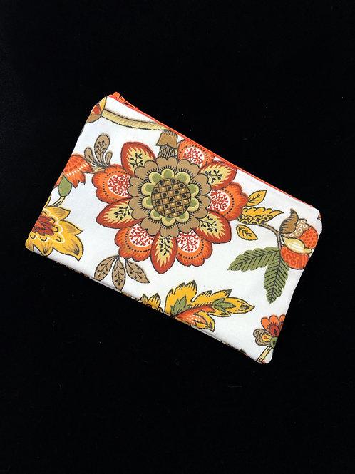 Zipper Pouch - Vintage